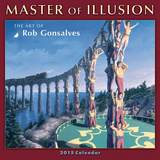 Master of Illusion - 2015 Mini Calendar Calendars