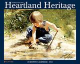 Heartland Heritage - 2015 Calendar Calendars