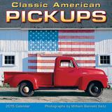 Classic American Pickups - 2015 Calendar Calendars