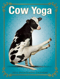 Cow Yoga - 2015 Engagement Calendar Calendars