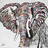 Serengeti Plains II Posters af Gina Ritter