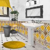 Sundance Bath II (yellow) Kunst af Elizabeth Medley
