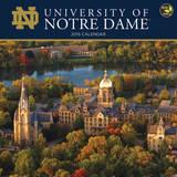 University Notre Dame of - 2015 Calendar Calendars