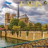 Paris - 2015 Calendar Calendars