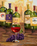 Chianti II Posters by Heather A. French-Roussia