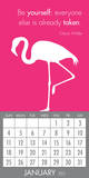 Inspire - 2015 Magnetic Calendar Calendars
