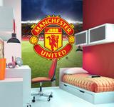 Manchester United Football Club Deco Wallpaper Mural Wallpaper Mural