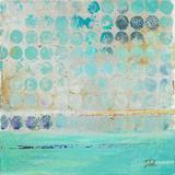 Dots on Silver Kunst von Patricia Quintero-Pinto