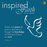 Inspired by Faith - 2015 Calendar Calendars