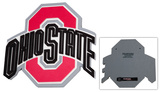 Ohio State 3D Foam Sign Wall Sign