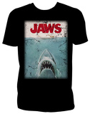 Jaws - Poster T-Shirt