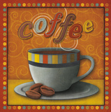Coffee Prints by  SD Graphics Studio