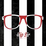 Hip Glasses II Prints by  SD Graphics Studio