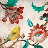 Bird of Capri I Posters by Lanie Loreth