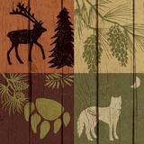 Lodge Four Pack II Posters af Nicholas Biscardi