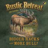 Rustic Retreat - 2015 Mini Calendar Calendars