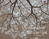 Be Still Plakater af Gail Peck