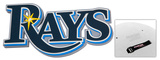 Tampa Bay Rays 3D Foam Sign Wall Sign