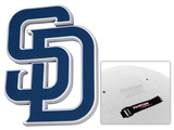 San Diego Padres 3D Foam Sign Wall Sign