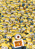 Despicable Me 2 - Many Minions Plakater
