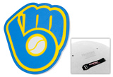 Milwaukee Brewers 3D Foam Sign Wall Sign