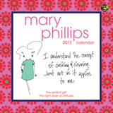 Mary Phillips - 2015 Mini Calendar Calendars