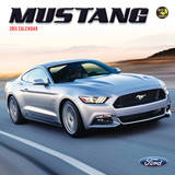 Mustang - 2015 Mini Calendar Calendars