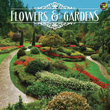 Flowers & Gardens - 2015 Calendar Calendars