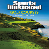 Sports Illustrated Golf Courses - 2015 Premium Calendar Calendars