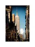 Empire State Building Photographic Print by Philippe Hugonnard