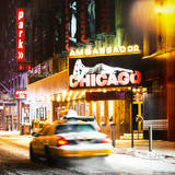 Instants of NY Series - Chicago the Musical Stampa fotografica di Philippe Hugonnard