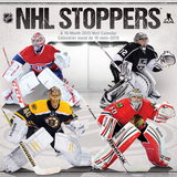 NHL Stoppers - 2015 Premium Calendar Calendriers