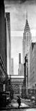 Vertical Panoramic - Door Posters Photographic Print by Philippe Hugonnard