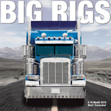 Big Rigs - 2015 Calendar Calendars