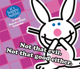 It's Happy Bunny - 2015 Day-at-a-Time Box Calendar Calendars