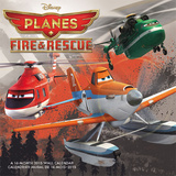 Planes: Fire and Rescue - 2015 Premium Calendar Calendars
