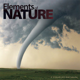 Elements of Nature - 2015 Calendar Calendars