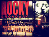 Rocky Broadway Musical Photographic Print by Philippe Hugonnard