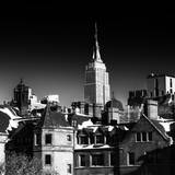 Landscape View with the Empire State Building Photographie par Philippe Hugonnard