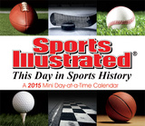Sports Illustrated  This Day in Sports History - 2015 Mini Day-at-a-Time Box Calendar Calendars