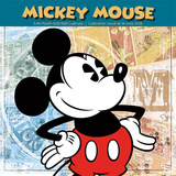 Mickey Mouse - 2015 Premium Calendar Calendriers