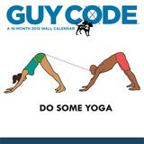 Guy Code - 2015 Premium Calendar Calendars