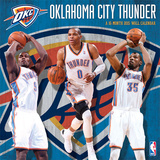 Oklahoma City Thunder - 2015 Premium Calendar Calendars