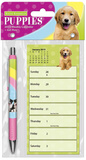 Keith Kimberlin Puppies - 2015 Weekly & Pen Calendar Calendars