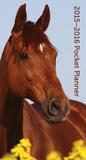 Horses - 2015 Pocket Planner Calendar Calendars