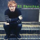 Ed Sheeran - 2015 Premium Calendar Calendriers