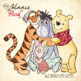 Winnie the Pooh - 2015 Mini Calendar Calendars