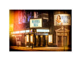 Instants of NY Series - Mamma Mia ! the Smash Hit Musical Photographic Print by Philippe Hugonnard