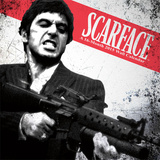Scarface - 2015 Premium Calendar Calendars