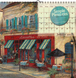Simple Pleasures  Ruane Manning Art - 2015 Calendar Calendars